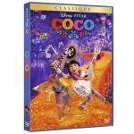 Coco / réalisé par Lee Unkrich ; avec les vois de Ary Abittan et François Xavier Demaison |