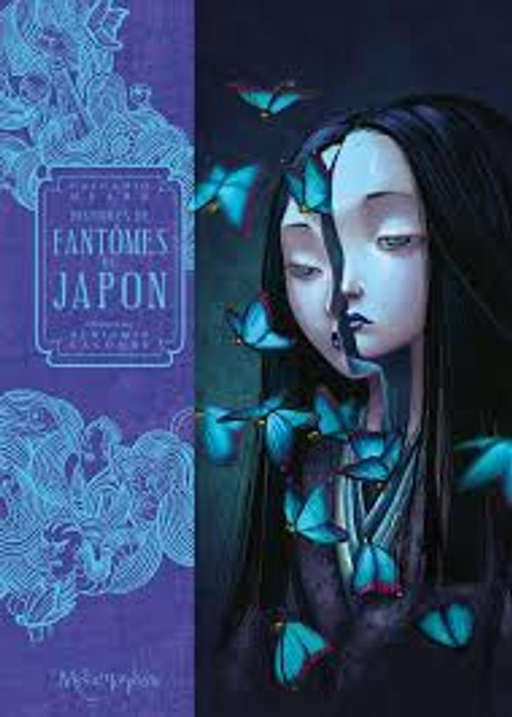 Histoires de fantômes du Japon / Lafcadio Hearn |
