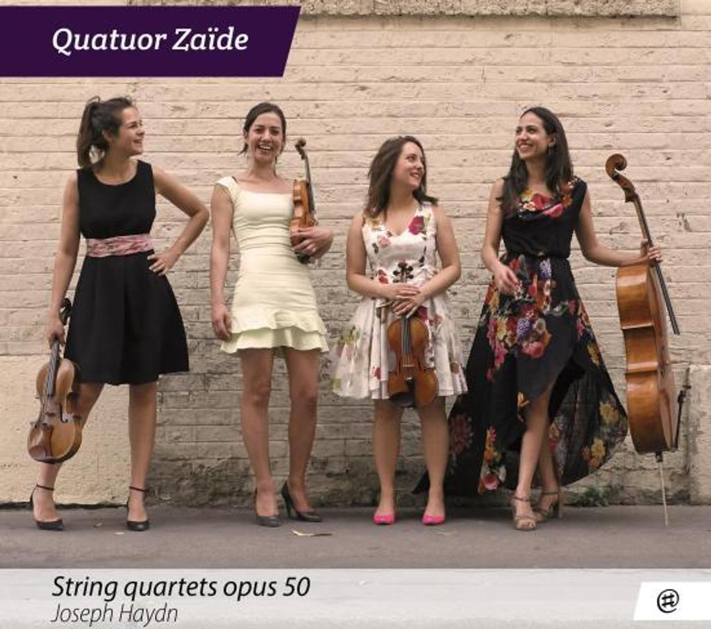 Quatuors à cordes, op. 50 / Joseph haydn |